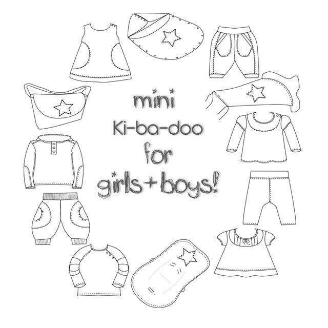 312 besten sewing: baby Bilder auf Pinterest   Nähen für kinder ...