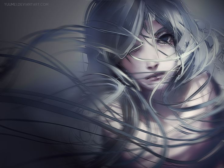 Leaden by yuumei.deviantart.com on @deviantART