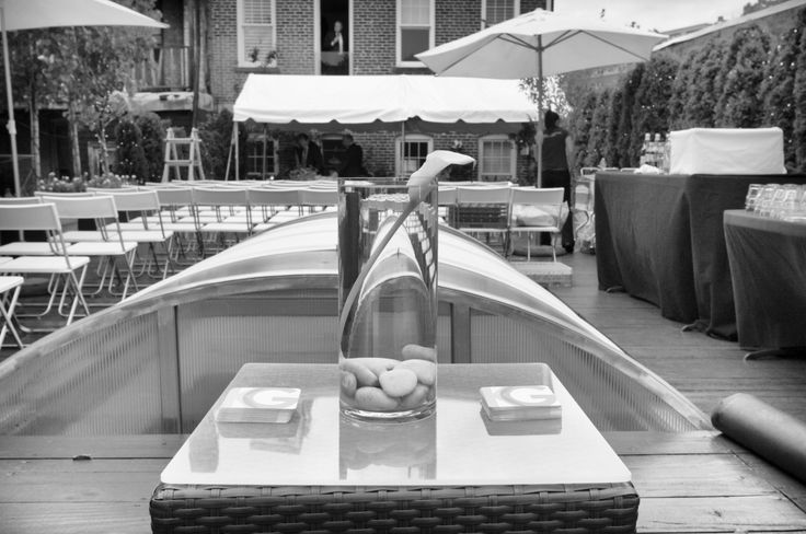 Fathom Gallery roof deck #WeddingDay #WashingtonDC