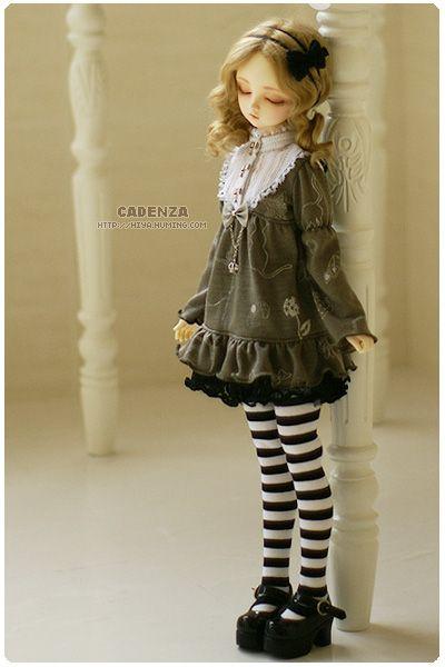 Кукольные платья   Детские мечты