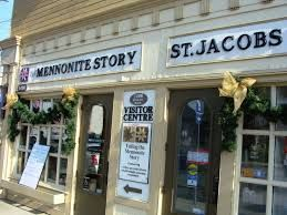 The Mennonite store in St. Jacobs