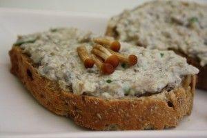 Crema de ciuperci de padure - Culinar.ro