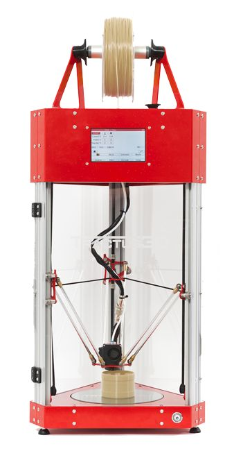 Tractus3D Industrial 3D printers - built to last and perform