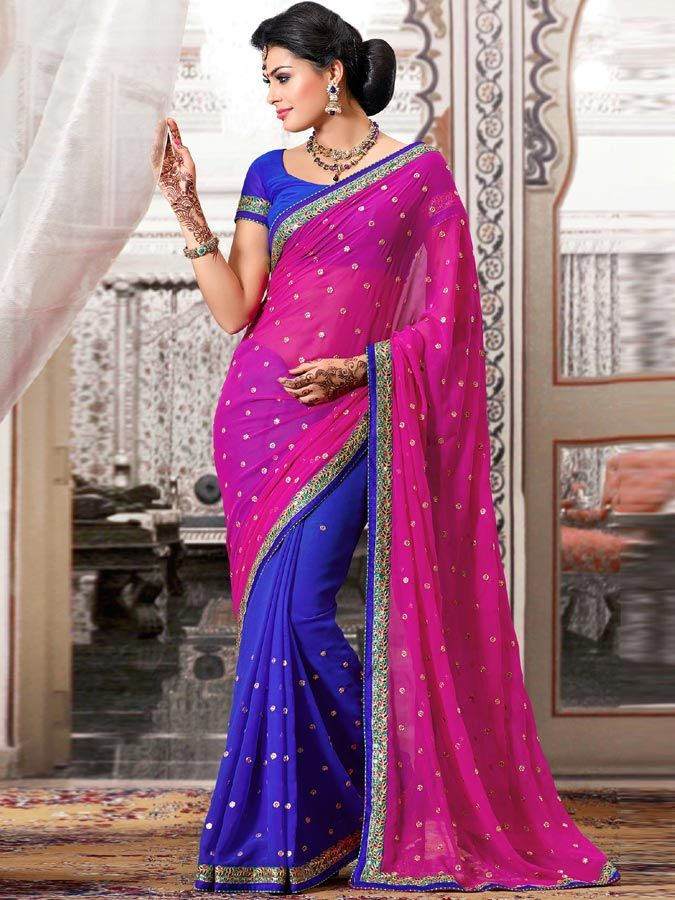 Sarees Online Shopping In India | Buy Latest Designer Sarees Onine From Kalazone Silk Mill at affordable Prices. Buy Now - http://www.kalazone.in/wxv-33270.html