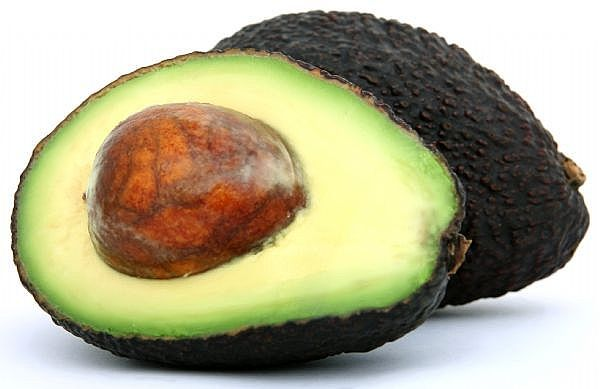 Avocado contains high amounts of Oleic acid.  and are a good source of potassium, vitamin C, Vitamin K, folate, and B6. Half an avocado contains 160 calories, 15 grams of heart-healthy unsaturated fat, and only 2 grams saturated fat.