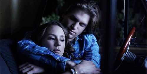 Awwww Spoby  Watch all new episodes of Pretty Little Liars Tuesdays at 8/7c on ABC Family!