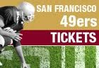Discount San Francisco 49ers Tickets Get Cheap San Francisco 49ers Tickets Here For Less.  We Carry Candlestick Park Tickets at Low Prices.