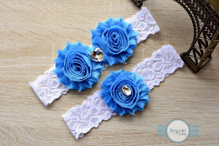 Bridal Garter - Handmade By BespokeGarters by BespokeGarters on Etsy