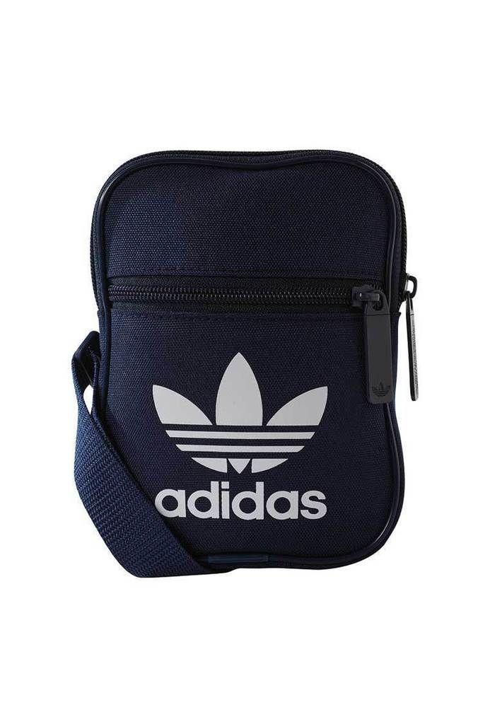 1d5ab757c01c adidas Originals Festival Bag Trefoil Sport Casual Unisex Backpack Travel  BK6731  adidas  MessengerShoulderBag