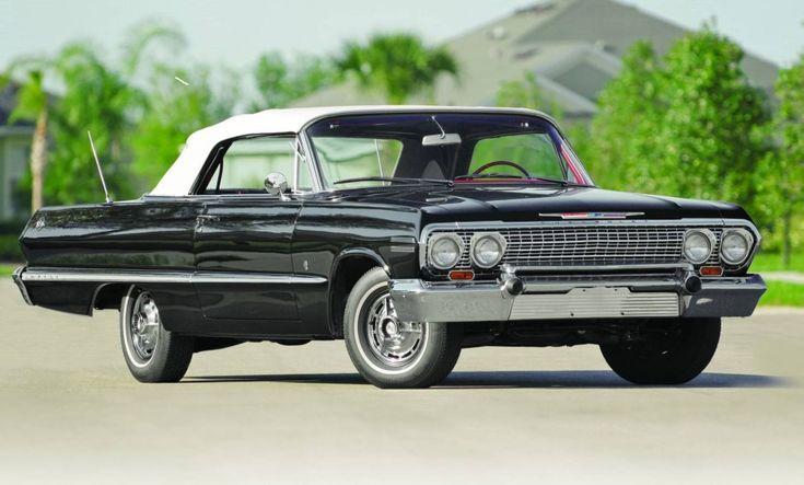 Matchless SS - 1963 Chevrolet Impala SS convertible - | Hemmings Motor News