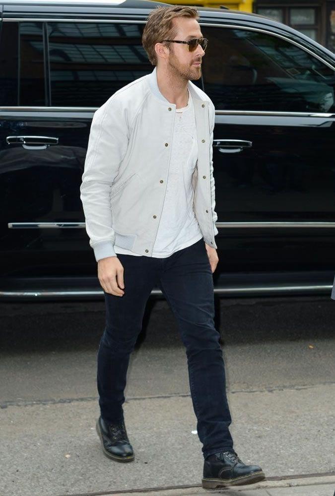 The Ryan Gosling Style Lookbook