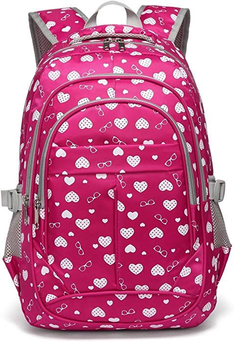 028f48e2b4ccc Amazon.com | Back to School Backpacks For Girls Kids Primary School ...