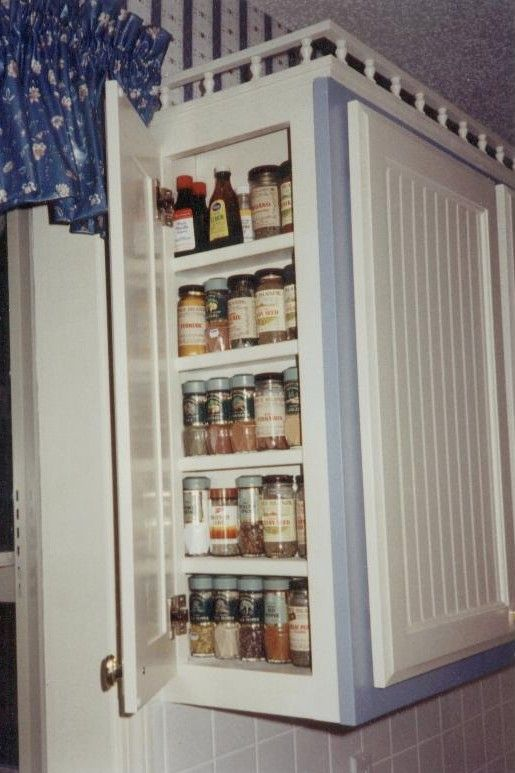 Best 25+ Spice racks for cabinets ideas on Pinterest | Kitchen ...