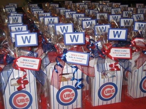 20 Chicago Cubs Favor Bags by favoritesbyglenda on Etsy ...