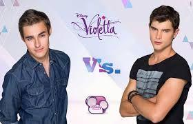 violetta - Leon en Diego