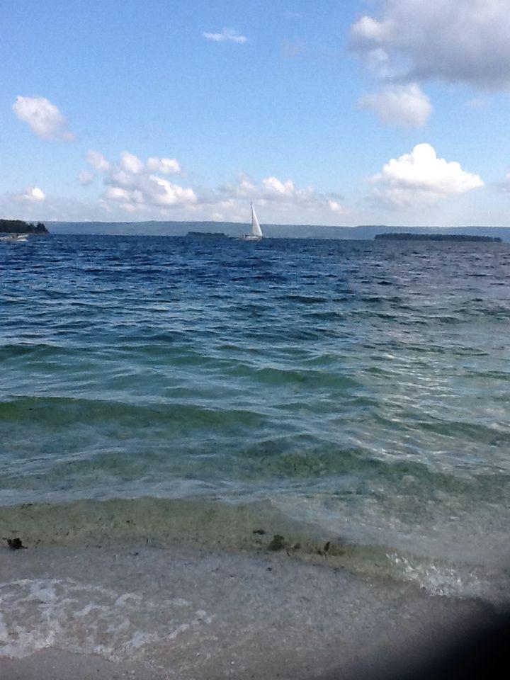Marble mountain Nova Scotia sailboat bras'dor lakes