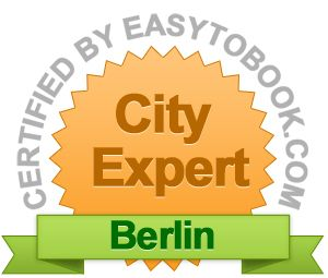 Easytobook.com have included us in their Top Berlin Blogs. Kudos!