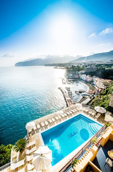 Hotel Belair - Sorrento, Italy   www.facebook.com/lovewish