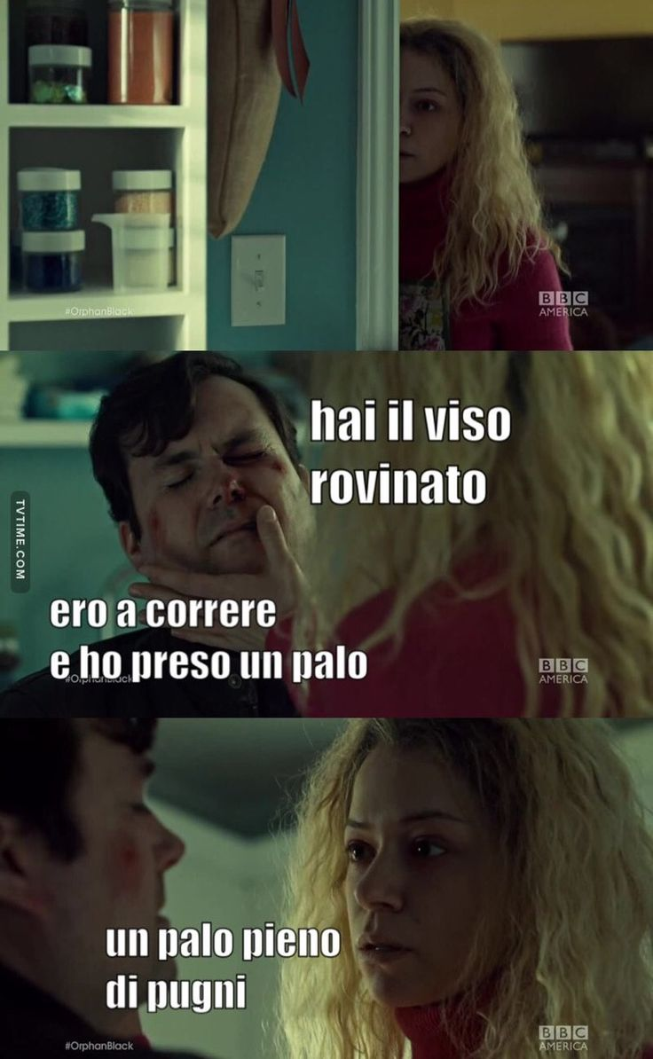 Donnie and Helena - Orphan Black