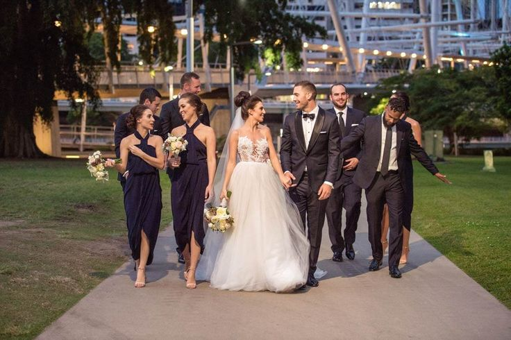 Stunning Bride and Groom - A Wedding at The Joinery with DJ Ben Shipway // #GMEventGroup #WeddingDJ #DJBenShipway #BrisbaneWedding