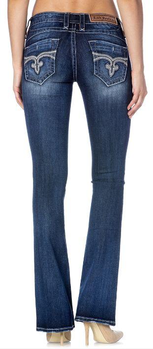 Buy Them Here: http://www.kimboze.com/rock-revival-viola-bootcut-jeans/ #Rock #Revival #Viola #Bootcut #Jeans