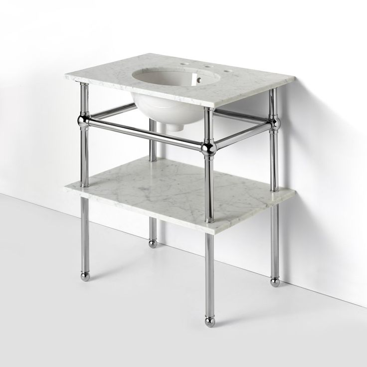 Betty Lou Phillips 39 Aka The Blp Metal Four Leg Single Washstand 28 X 20 X 32 Waterworks