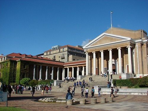 UCT: University of Cape Town