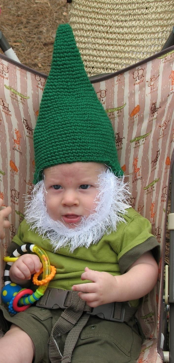 Baby Gnome: 1000+ Images About Crochet; Hats On Pinterest