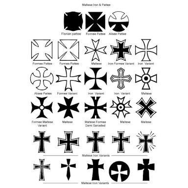 Resultado de imagem para malta tattoo