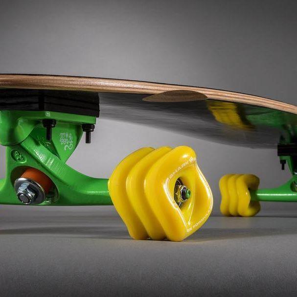 Pin By Shark Wheel On Www Sharkwheel Com Shark Wheel Skateboard Wheels Wooden Toy Car