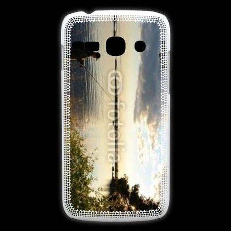 Coque Samsung Galaxy Ace3 Pêche à la truite 25