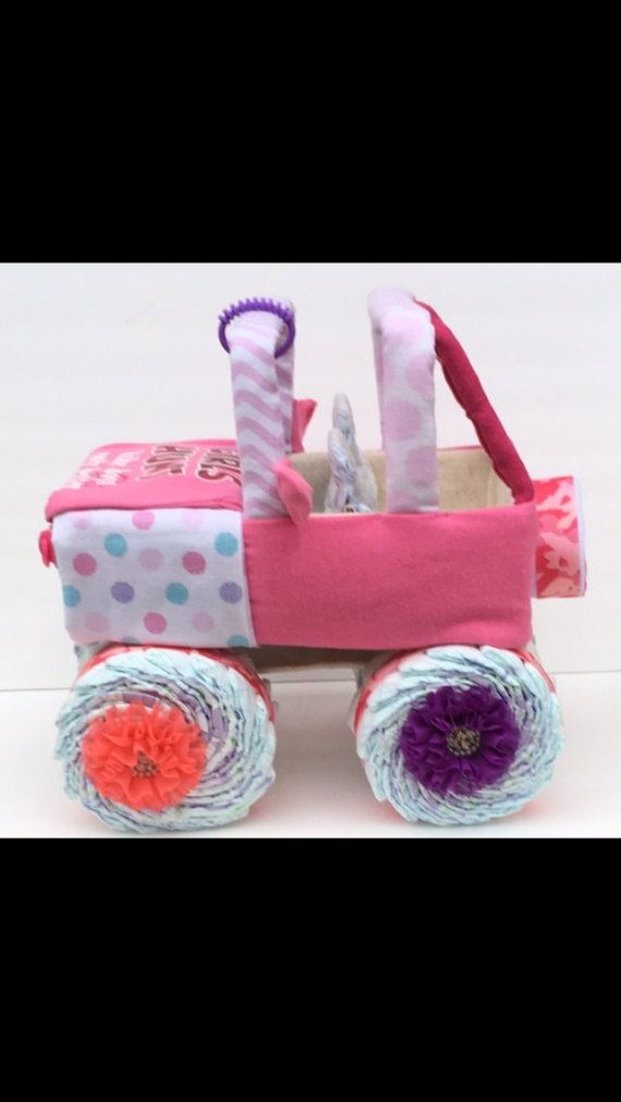 SALE Pink camo jeep pink camo baby pink camo baby shower