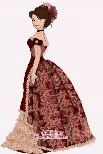 Miss Oklahoma [for the Miss USA 2015 Contest] by FoliaBelladonna ~ Disney Dress Up