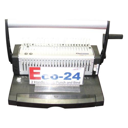 plastic binding combs machine
