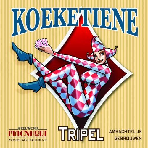 Koeketiene - Brouwerij Maenhout, Pittem - Flanders BE.