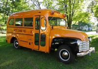 1951 Chevy Bus – Jim Carter Truck Parts