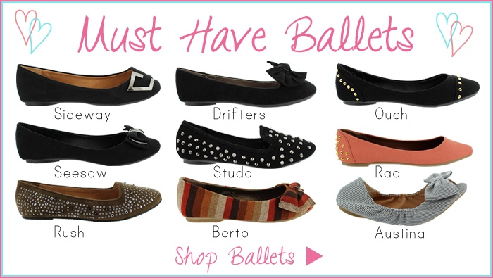 Here are our Must Have Ballets!!
