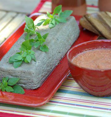 Papeton d'aubergines et sa sauce tomate express - Recettes de cuisine de Provence