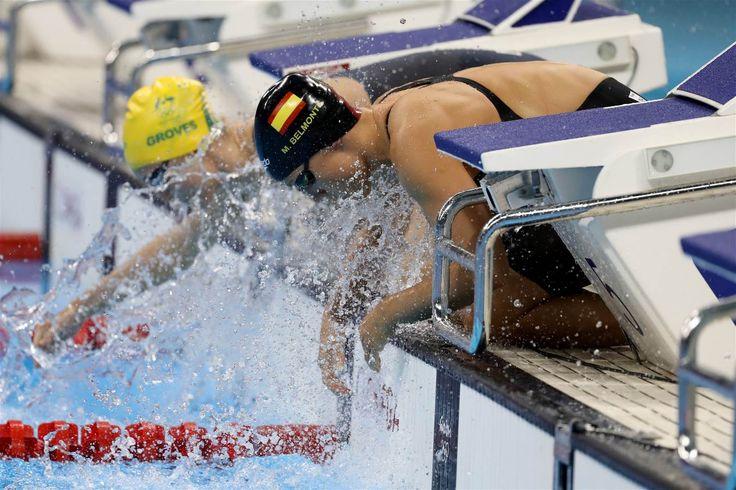 Belmonte Garcia, Mireia - Natación - Spain - 200m mariposa femenino - 200m…
