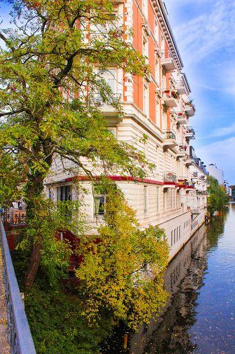 Eppendorf Restaurant Wilder Kaiser in Hamburg, Germany by Jules Tietz - Eppendorf in Hamburg, Germany Click on the image to enlarge. #Eppendorf, #Hamburg. #Architecture #WilderKaiser