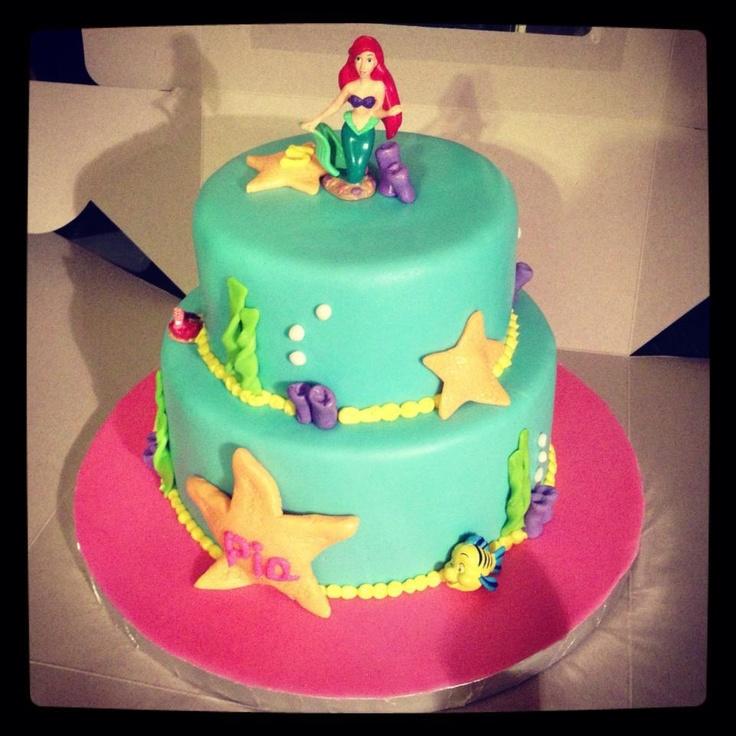 Images Ariel Cake