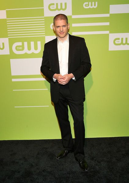 Wentworth Miller - CW Network's 2015 Upfronts