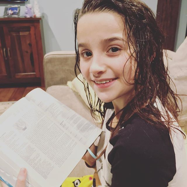 All ready for bed reading the bible day 85 annie - Annie leblanc ...