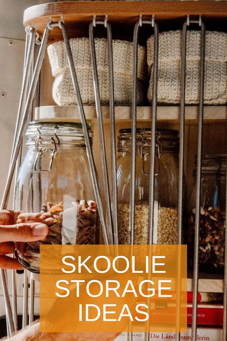 Top 7 Skoolie Storage Ideas For Bedroom, Closets, And