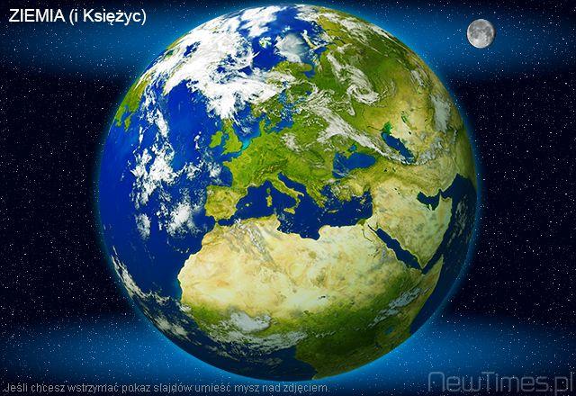 Earth in Universe.