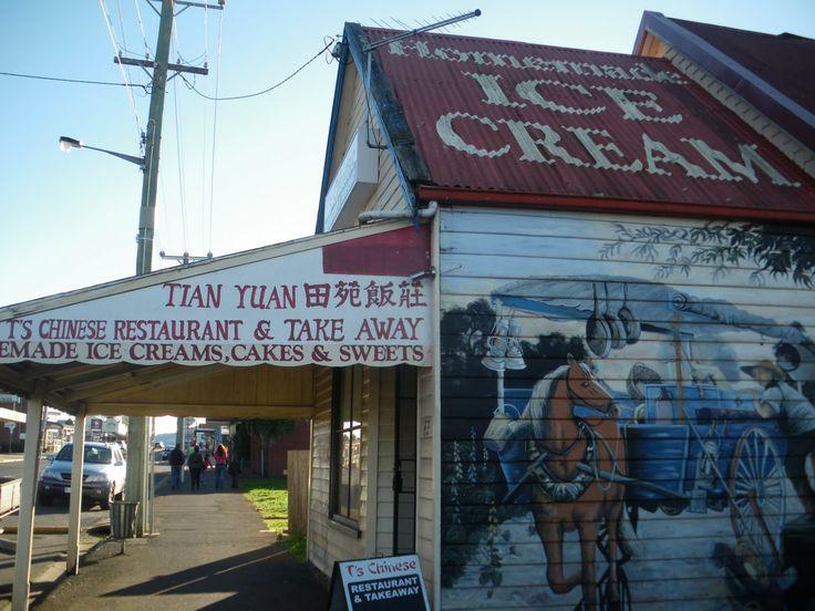 T's Chinese Restaurant in Sheffield, Tasmania
