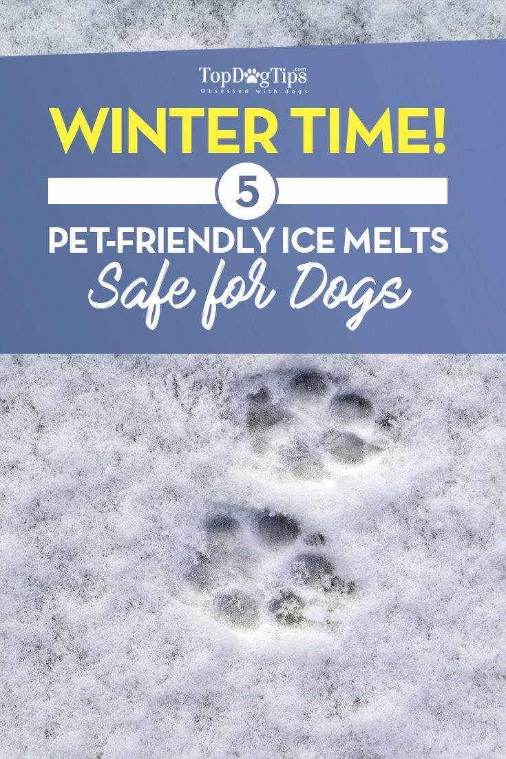 Top Best Ice Melt Safe for Pets