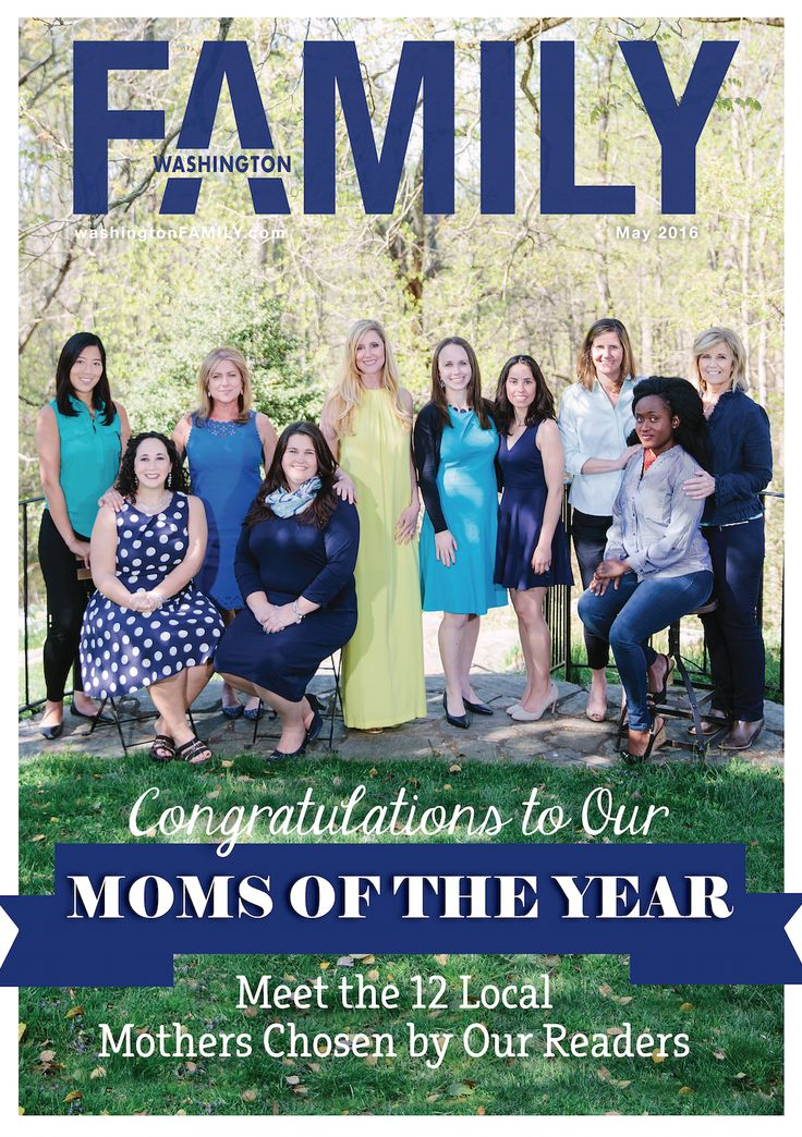 We're very excited to announce our 12 Moms of the Year in our May issue! Pick up a copy TODAY to read their inspiring stories or click the photo to read more online!