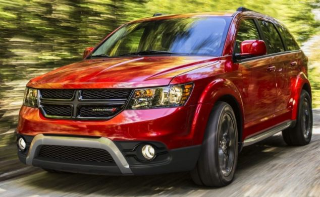 2019 DODGE JOURNEY Interiors and Release Date