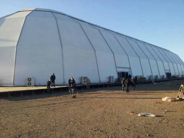 In2 Structures Dome   #RTL #Gearhouse #Kimberly